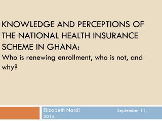 Elizabeth  Nardi September 11, 2014