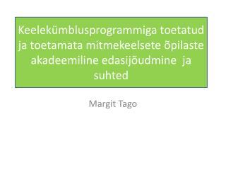 Margit  Tago