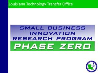 Louisiana Technology Transfer Office