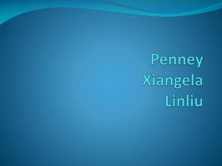 Penney Xiangela Linliu