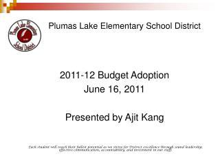 Plumas Lake Elementary School District