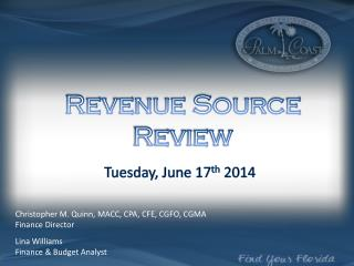 Tuesday, June 17 th  2014