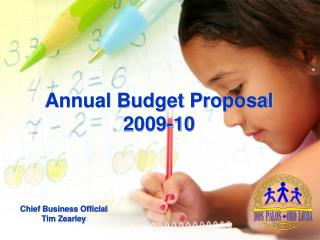 Annual Budget Proposal 2009-10