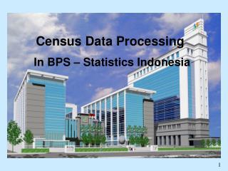Census Data Processing