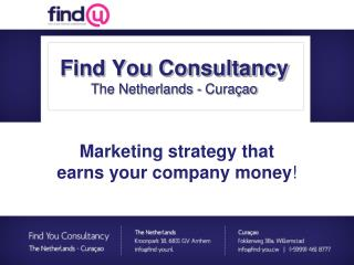 Find You Consultancy The Netherlands - Curaçao