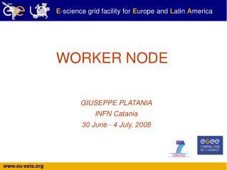 WORKER NODE