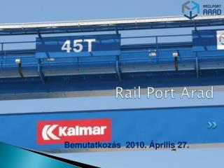 Rail Port Arad