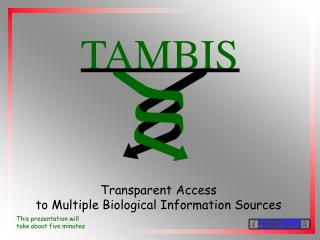 TAMBIS
