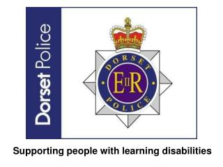 Supporting people with learning disabilities
