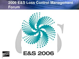 2006 E&S Loss Control Management Forum