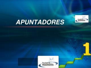 APUNTADORES