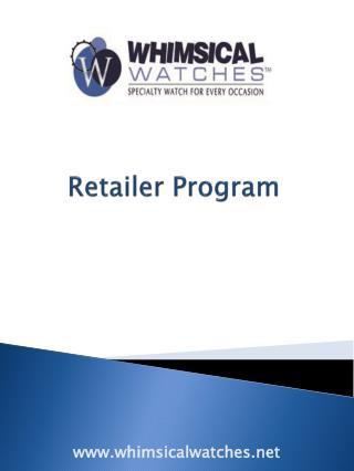 Retailer Program