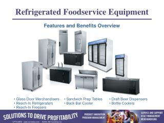 Refrigerated Foodservice Equipment