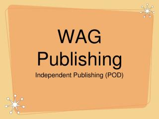 WAG Publishing