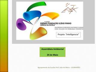 "Projeto  "" Intelligencia """