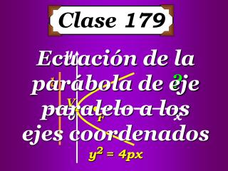 Clase  179