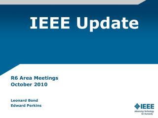 IEEE Update