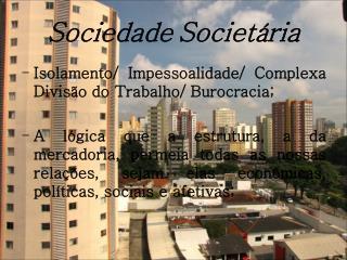 Sociedade Societ�ria
