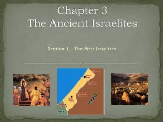 Chapter 3 The Ancient Israelites