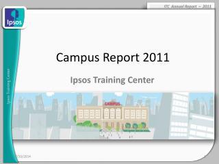 Campus Report 2011