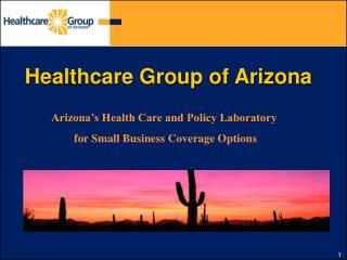 Healthcare Group of Arizona