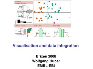 Visualisation and data integration