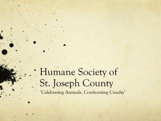 Humane Society of St. Joseph County