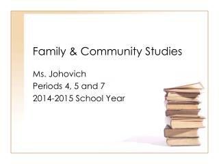 Family & Community Studies