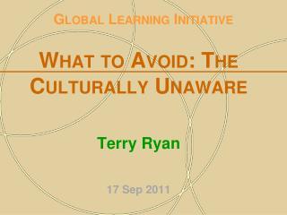 Global Learning Initiative