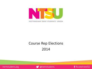 Course Rep Elections 2014