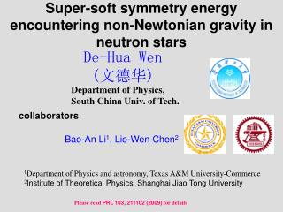Super-soft symmetry energy encountering non-Newtonian gravity in neutron stars