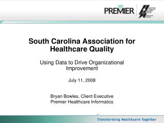 South Carolina Association for Healthcare Quality