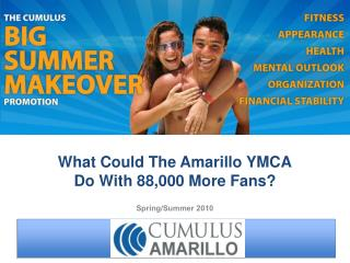 What Could The Amarillo YMCA Do With 88,000 More Fans?