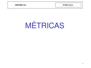 M TRICAS
