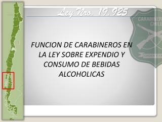 Ley Nro. 19.925