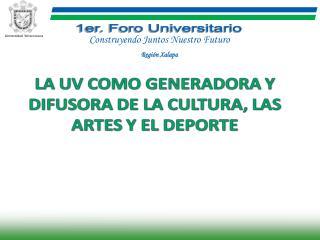 1er. Foro Universitario
