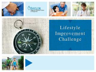 Lifestyle Improvement Challenge