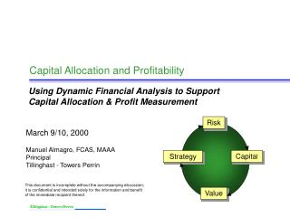Capital Allocation and Profitability