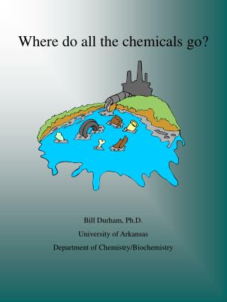 Where do all the chemicals go?