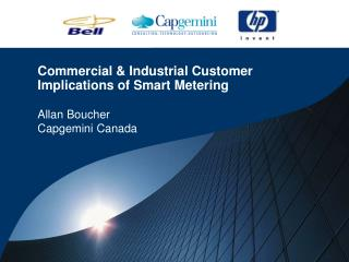 Commercial & Industrial Customer Implications of Smart Metering