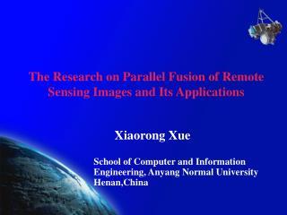 Xiaorong Xue