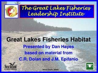 The Great Lakes Fisheries Leadership Institute