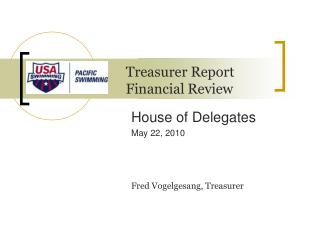 House of Delegates May 22, 2010