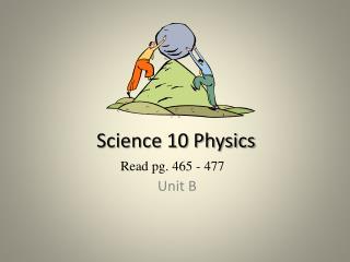 Science 10 Physics