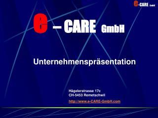 e – CARE GmbH