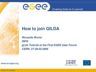 How to join GILDA