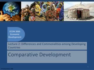 Comparative Development