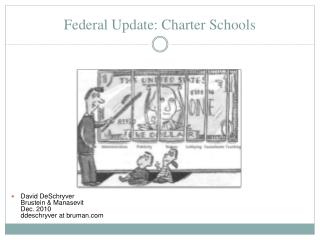 Federal Update: Charter Schools