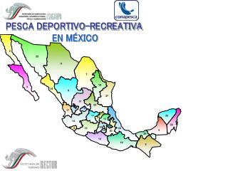 PESCA DEPORTIVO-RECREATIVA  EN MÉXICO