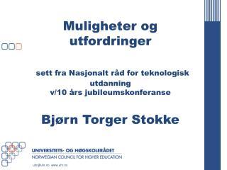 Liten andel realister med høyere utdanning i Norge